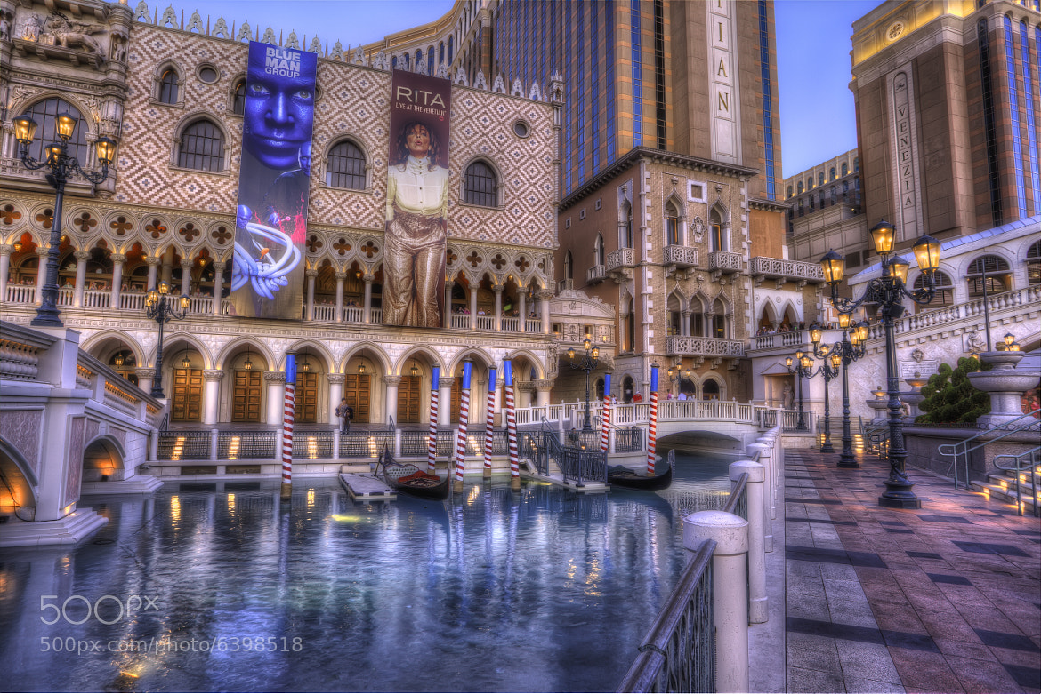 Photograph The Venetian by David Brookfield on 500px