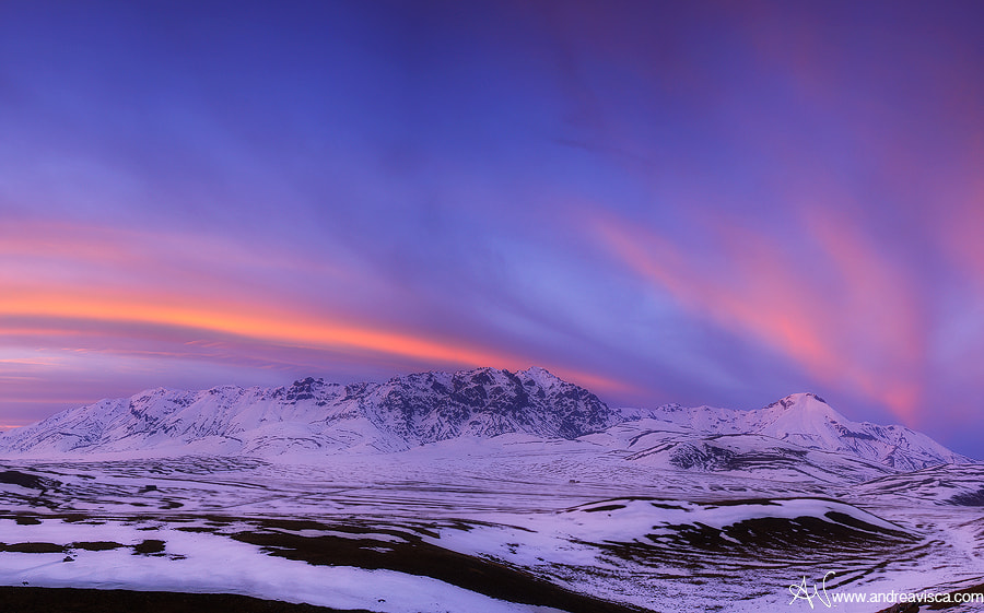 Photograph Magic sunset by Andrea Visca on 500px