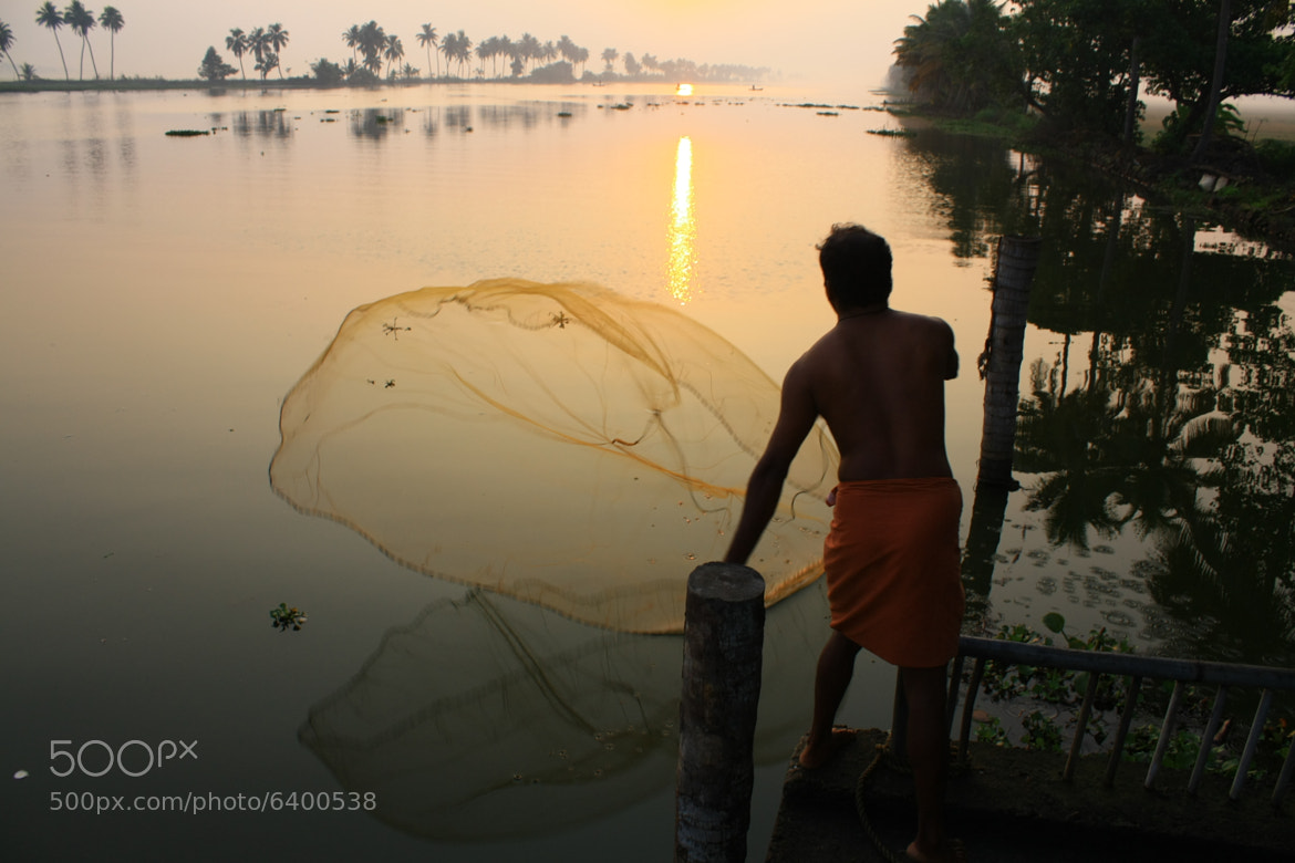 Photograph Fisherman by shishir1010 on 500px