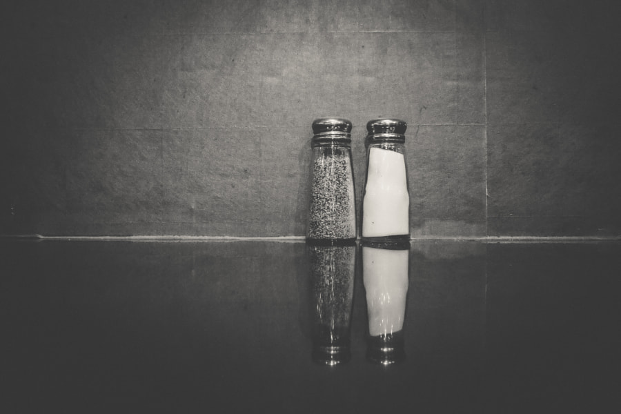 Salt & Pepper by Patrick Chondon on 500px.com