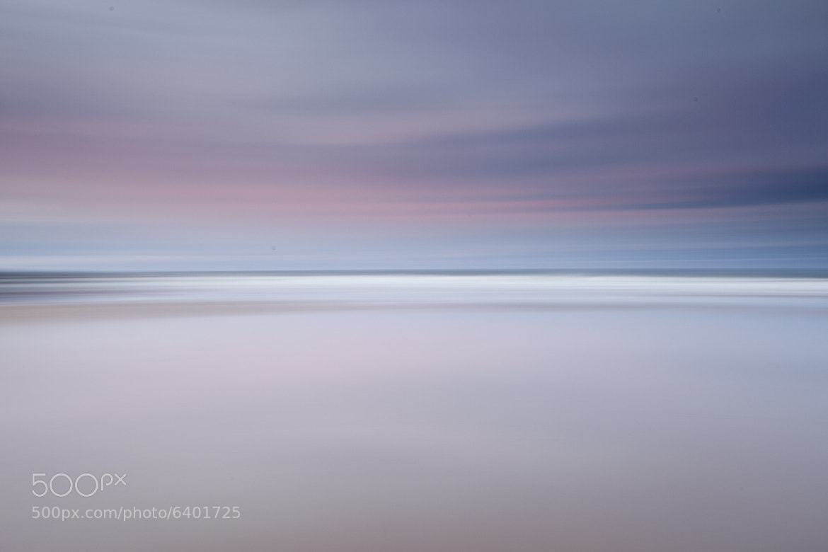 Photograph bamburgh beach blur by Terry Gibbins on 500px