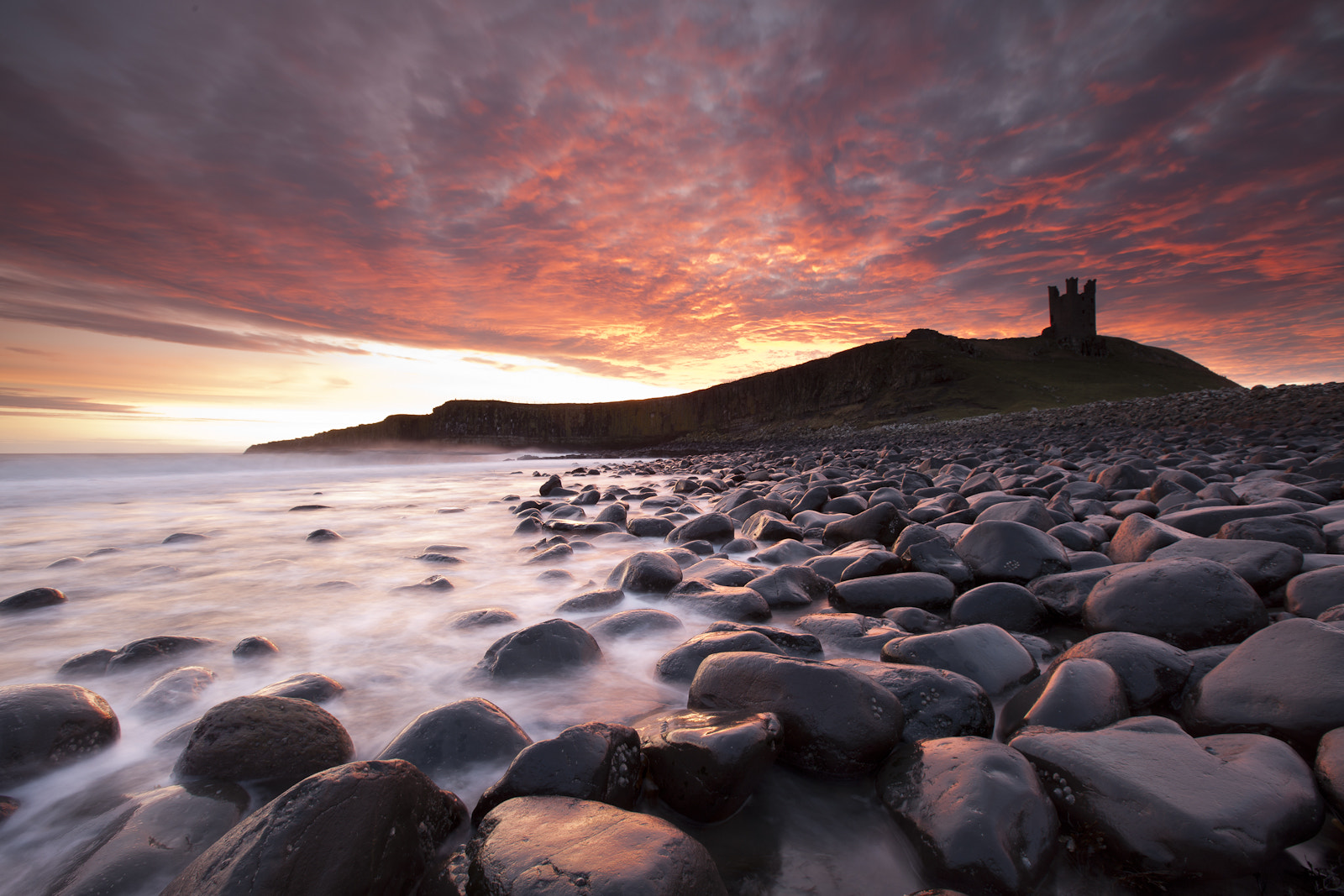 Photograph Dunstanburgh castle by Terry Gibbins on 500px