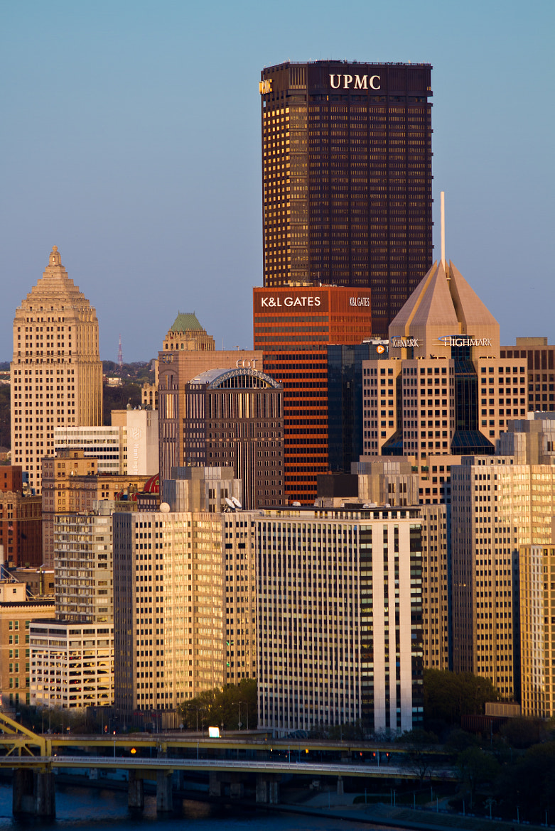 Photograph (Northern) Downtown Pittsburgh by Jim Meehan on 500px
