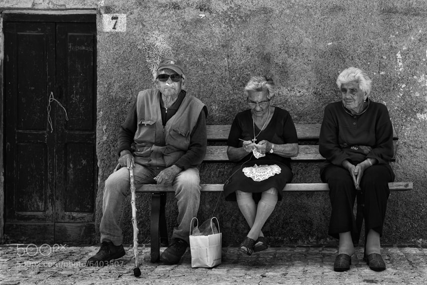 Photograph Three's Company by mario pignotti on 500px