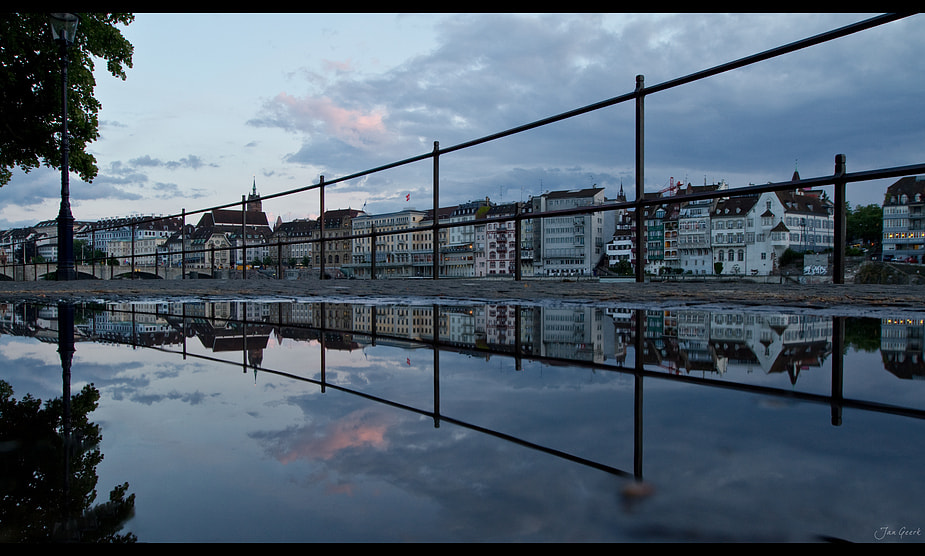 Photograph The Mirror on the Floor by Jan Geerk on 500px
