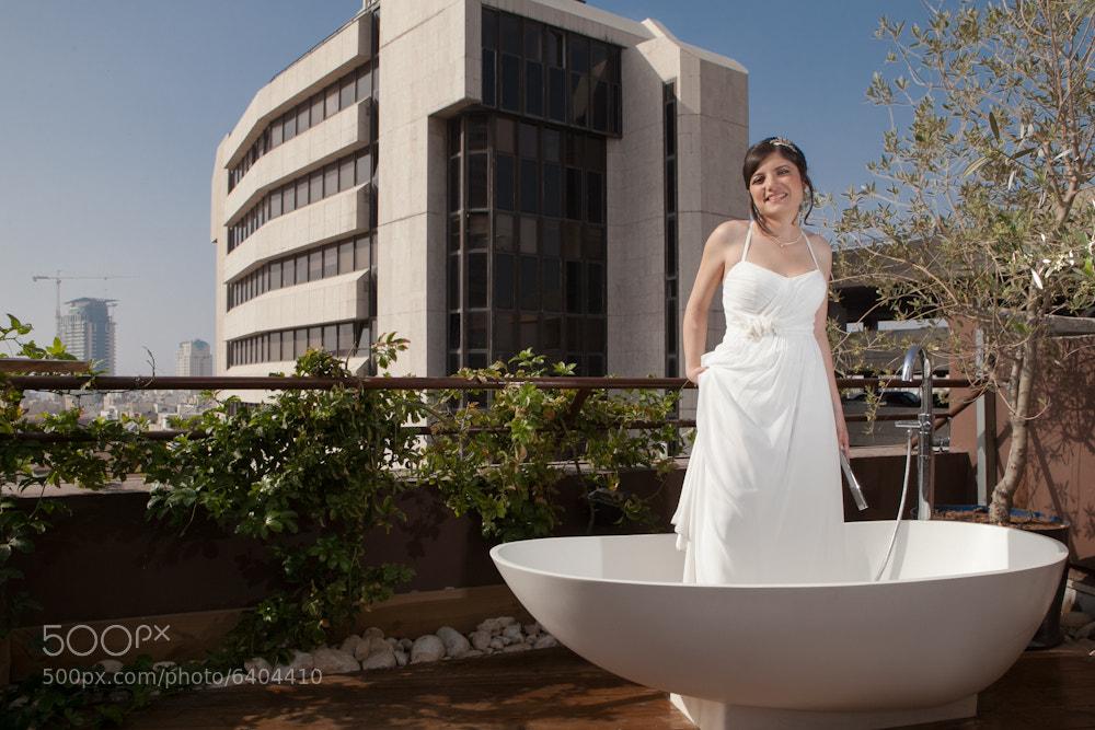 Photograph מרינה ואסף by Gadi Ohad on 500px