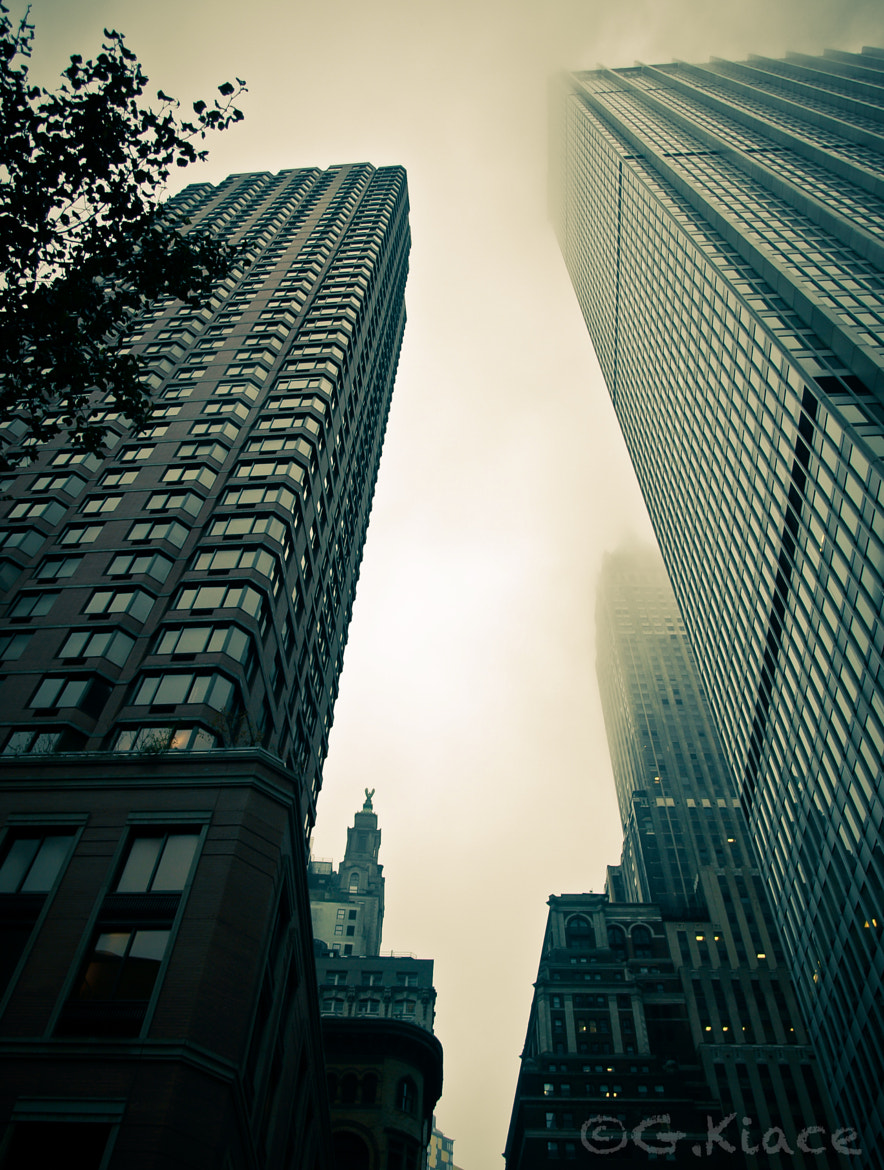 Photograph New York Skyscrapers by Giovanni Kiace on 500px