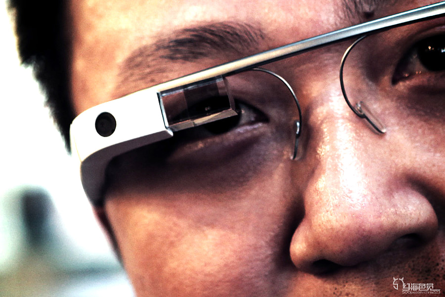 Photograph Google glass by chen jiwei on 500px
