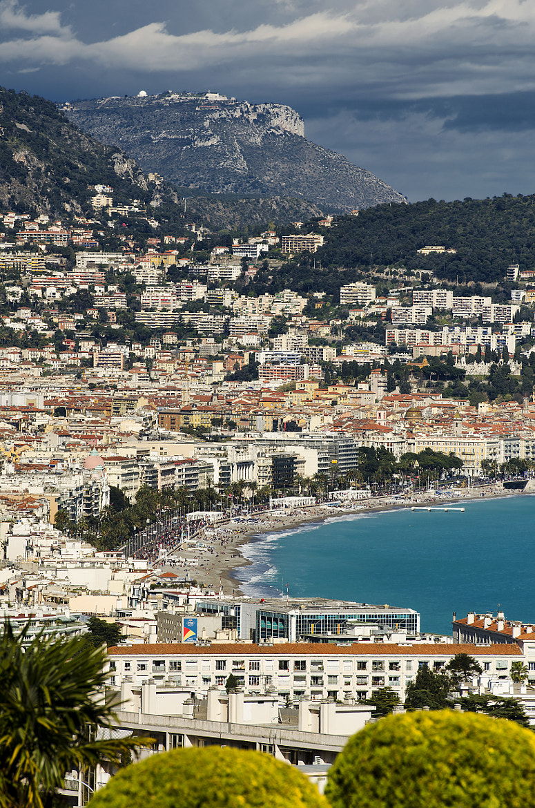 Photograph Nice, French Riviera by Gilles Menghetti on 500px
