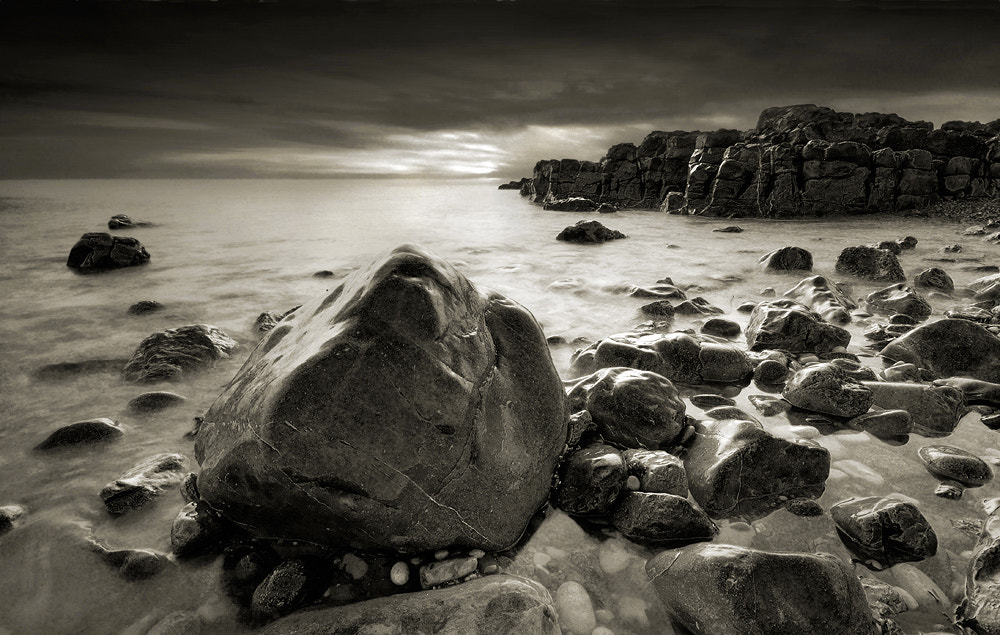 Photograph Mono Sunset by Geoffrey Baker on 500px