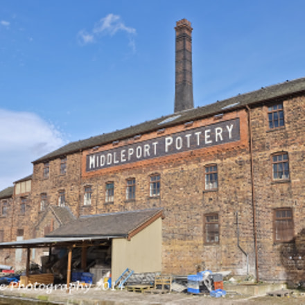 Middleport In The Sunshine