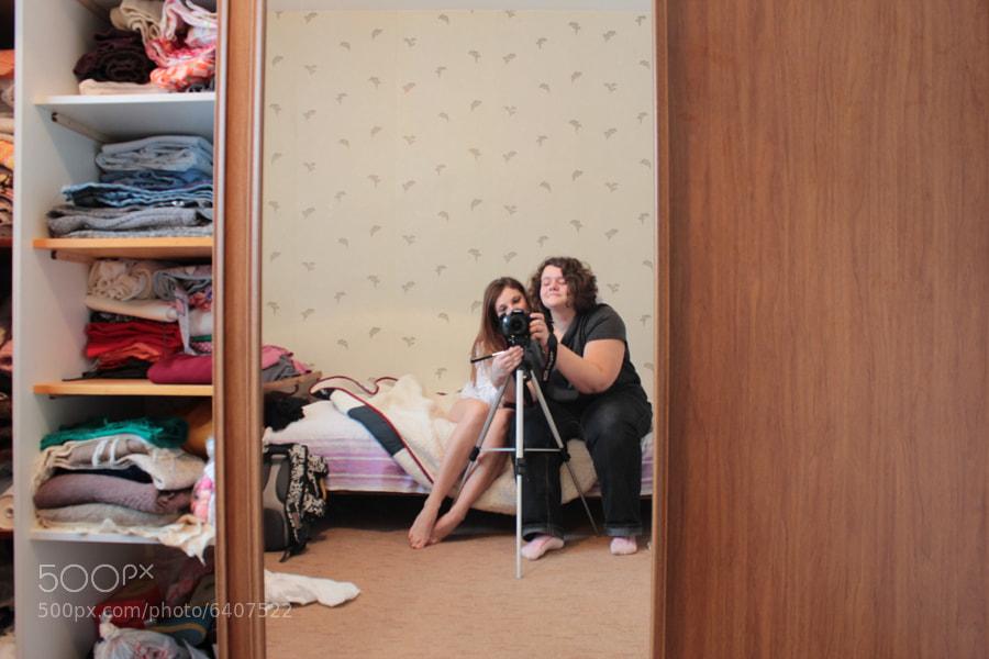 Me and my model by Anna Artemyeva (artmisa) on 500px.com