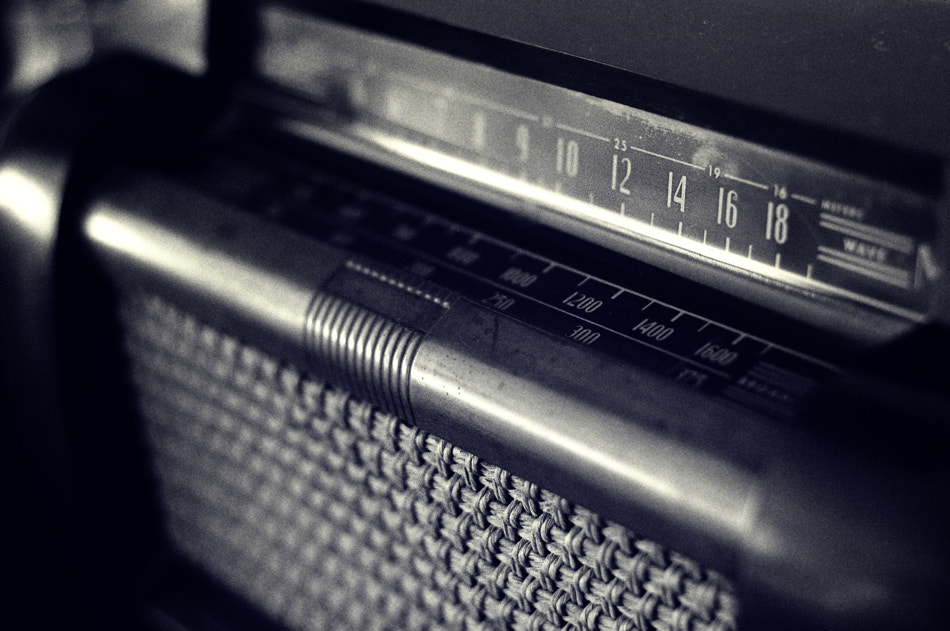 Photograph MW Radio by Özgür Tekinşen on 500px