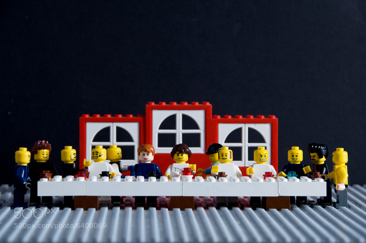 Photograph The last supper by Martin Cauchon on 500px