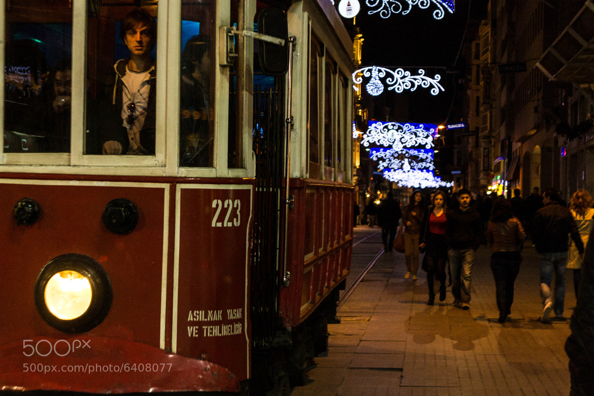 Photograph Istiklal Avenue  by Hooman  Toloue on 500px