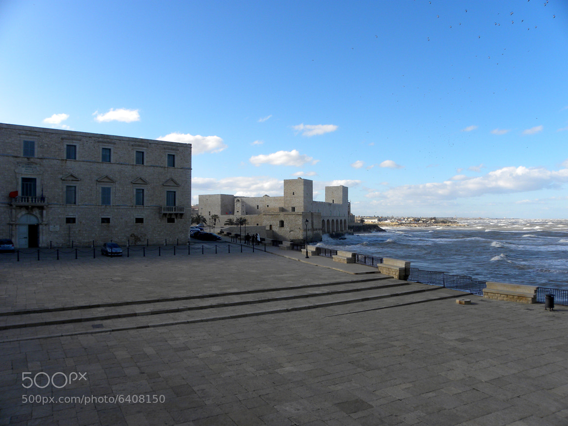 Photograph Trani in inverno by GIANLUCA GUADAGNINI on 500px