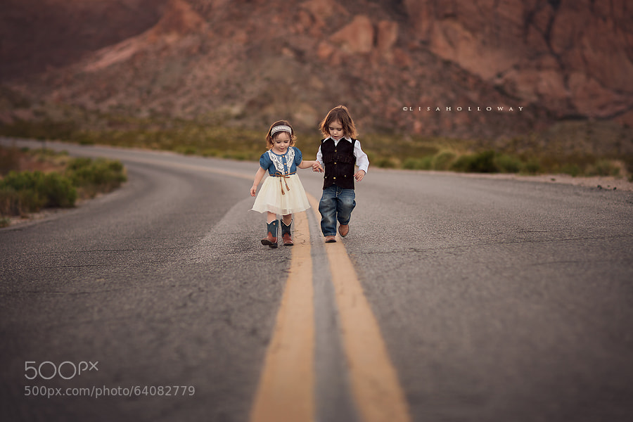 Photograph The Long & Lonely Road by Lisa Holloway on 500px