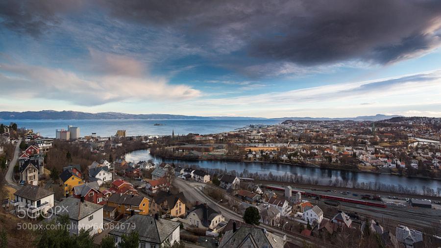 Trondheim overlook