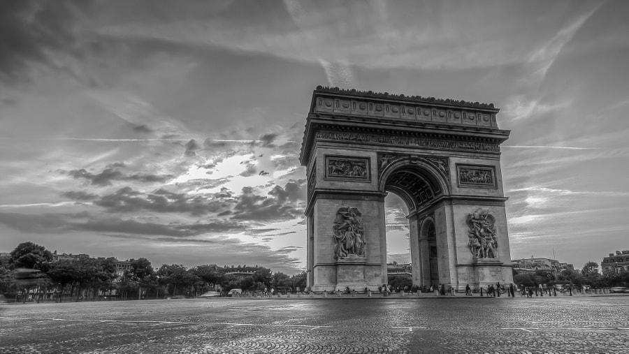 Arc De Triomphe 6