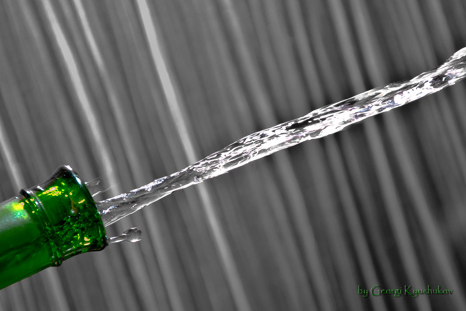 Photograph Escaping From a Bottle by Georgi Kyuchukov on 500px