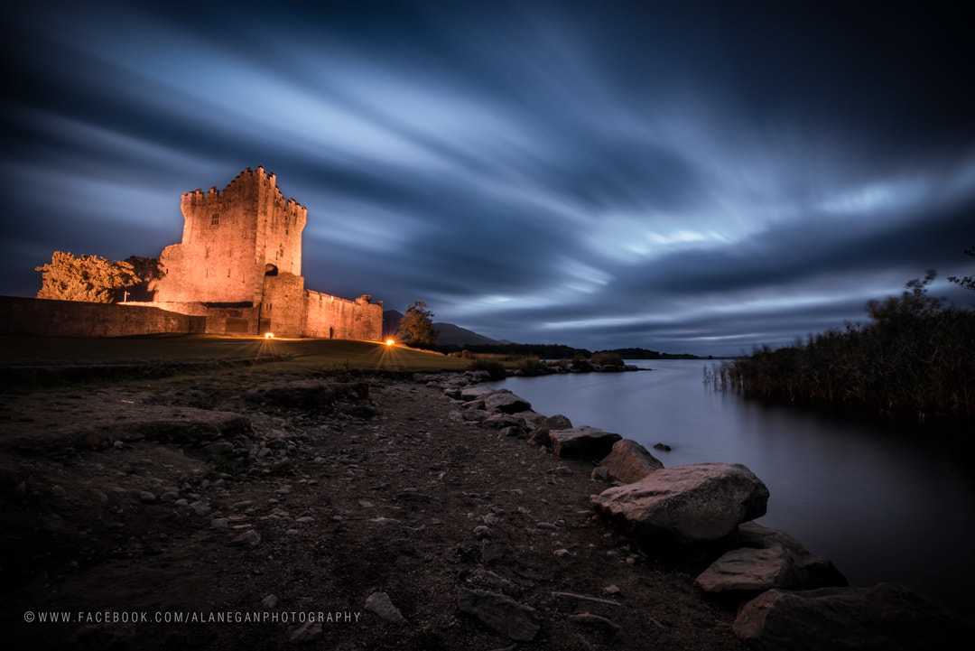 Photograph Ross Castle by Alan Egan on 500px