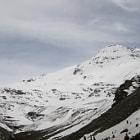 Snow capped himalaya