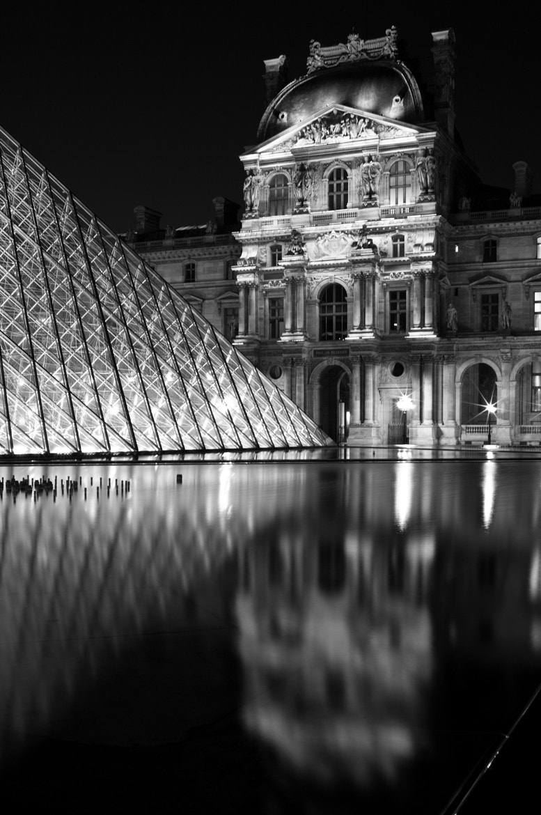 Photograph Louvre By Night by Frédéric Bayol on 500px