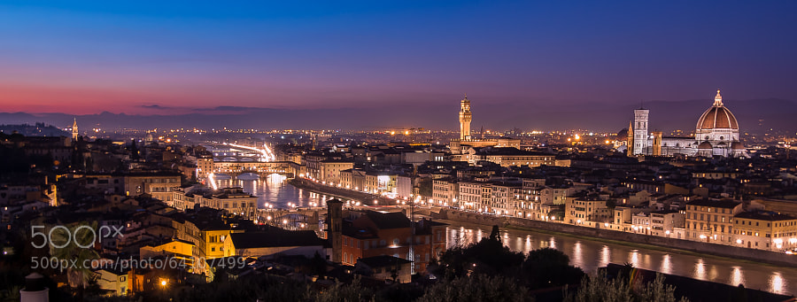 Photograph Florence by Ivan Glasser on 500px
