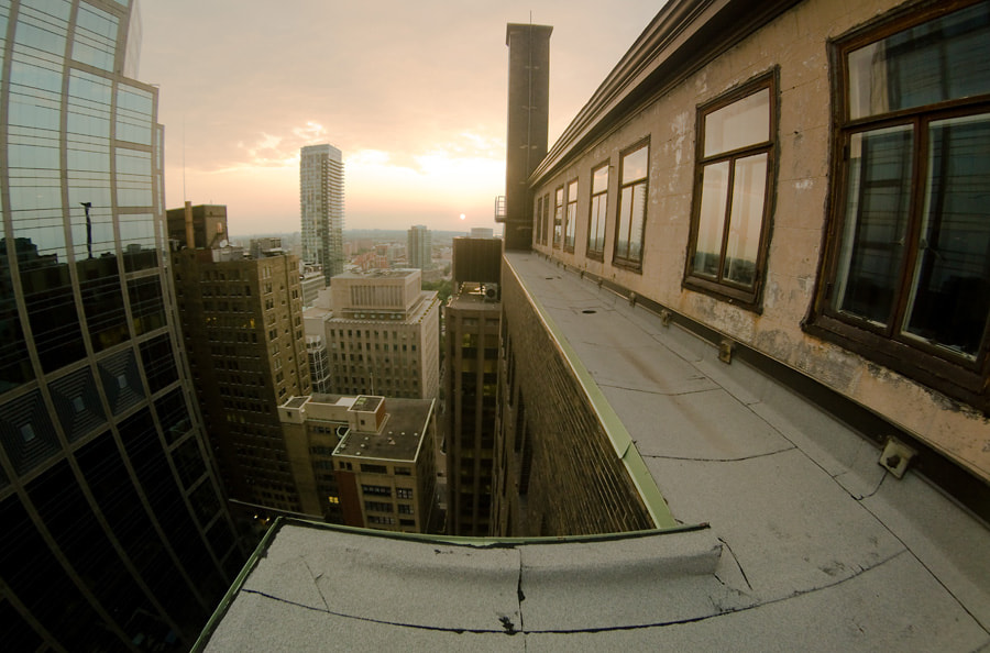 Photograph good morning toronto by Roof Topper on 500px