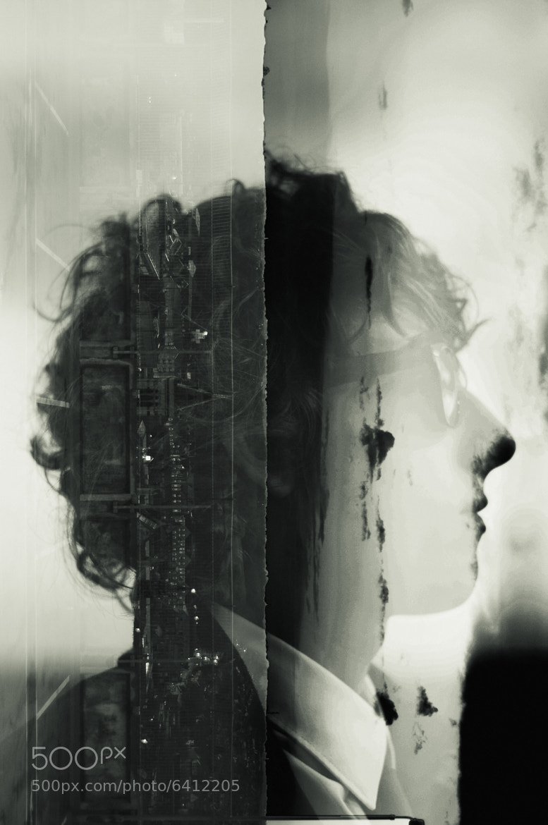 Photograph Broken Negative- Double exposure by Gabrial Deacon on 500px