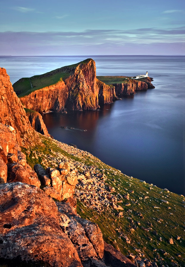 Photograph Neist Point by Stephen Emerson on 500px