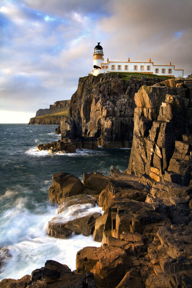 Photograph Neist Point Lighthouse by Stephen Emerson on 500px