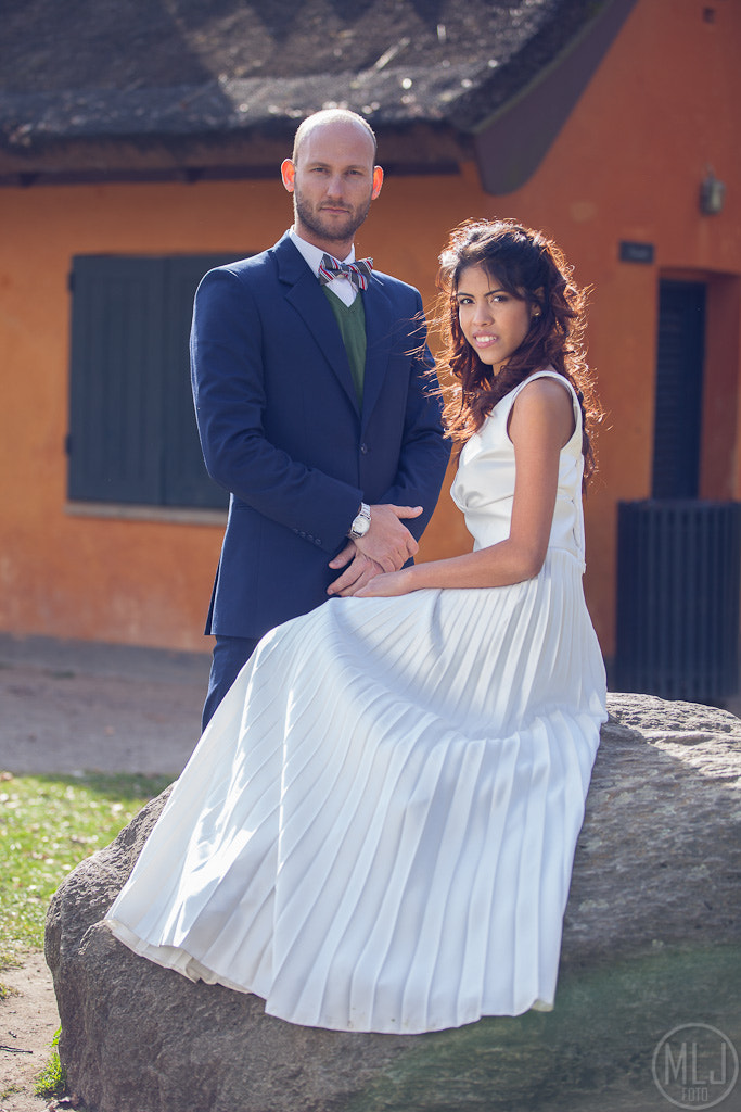Photograph Wedding Couple by Martin Jørgensen on 500px