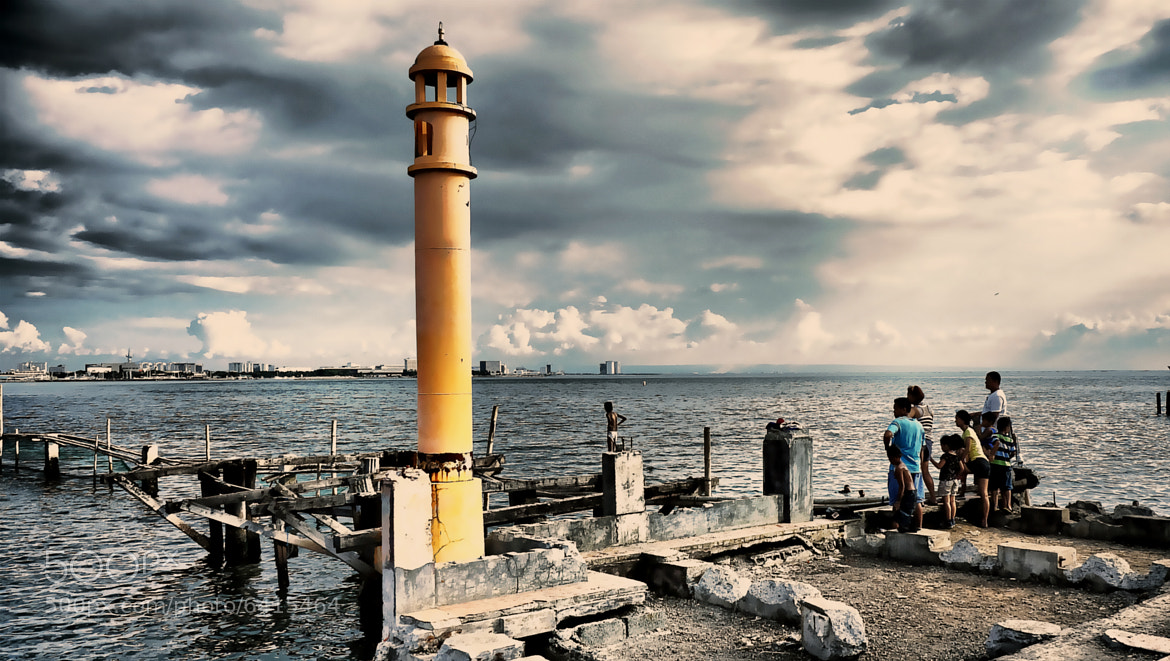 Photograph Old Wharf by raymond catedral on 500px