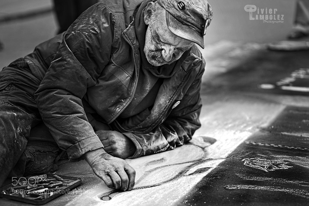 Photograph Drawing Man by Olivier LAMBOLEZ on 500px