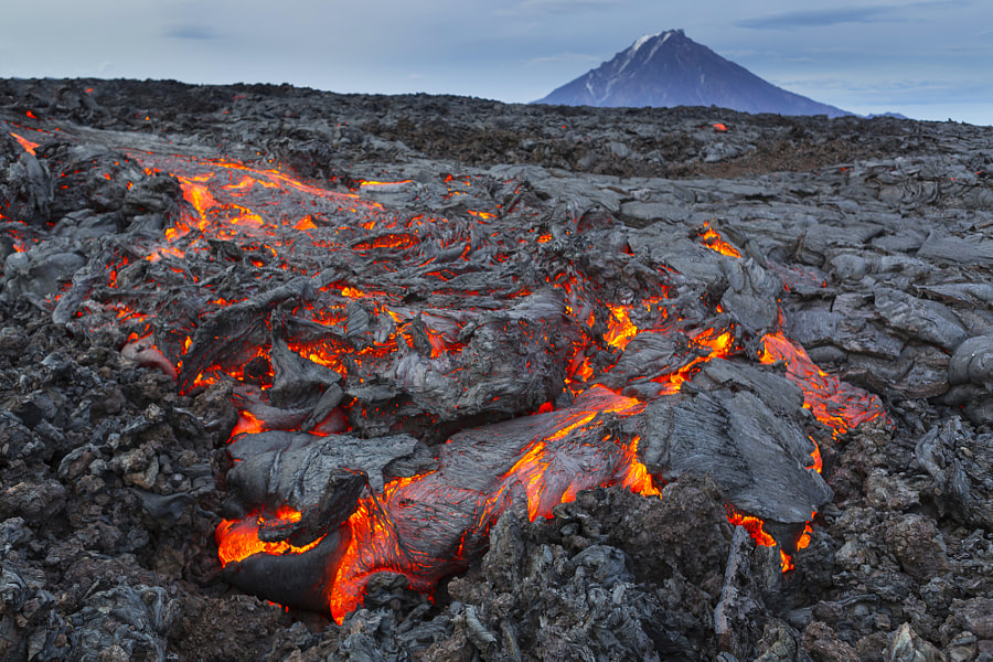 Photograph Lava there comes by Денис Будьков on 500px
