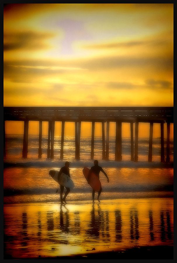 Photograph Dreamy Surf by Rob Bishop on 500px