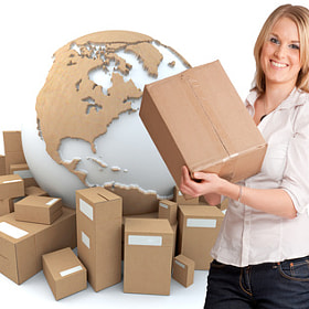 Постер, плакат: Fulfillment Services, холст на подрамнике