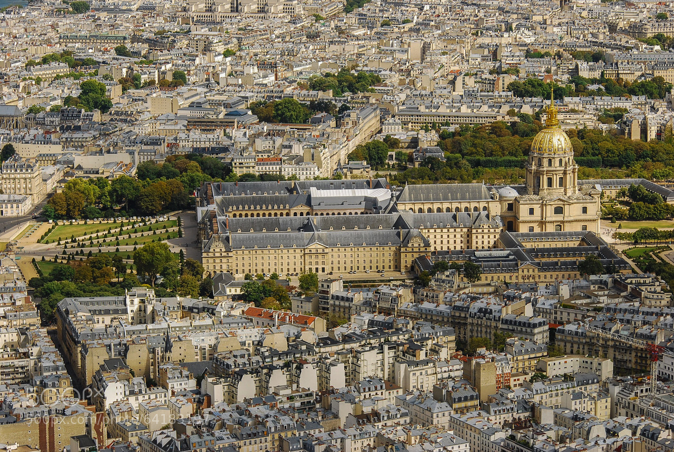 Photograph lesInvalides by Xing Chang on 500px