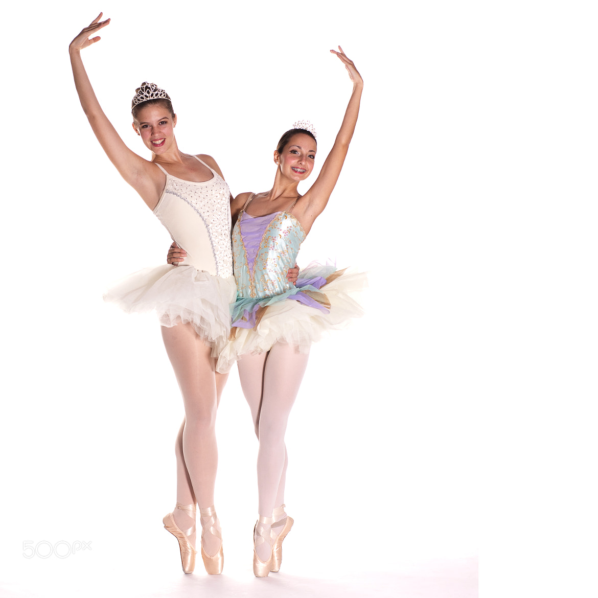 Photograph Ballet Dancers on Pointe by choreophoto on 500pxBallet Dancers On Pointe