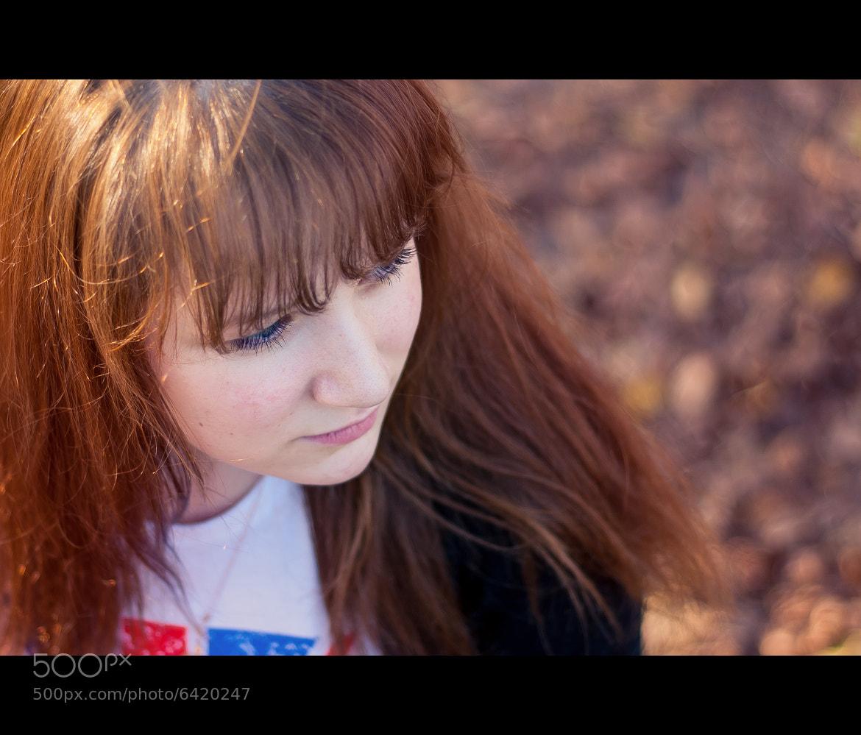 Photograph Задумалась... by Aleksandr Ulatov on 500px