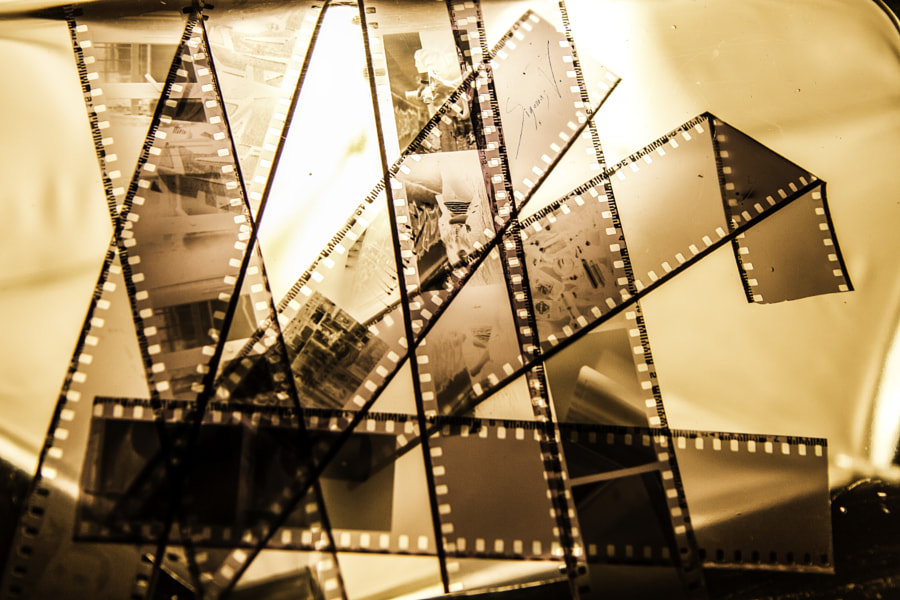 Film in Digits by vasilis Sigouras on 500px.com