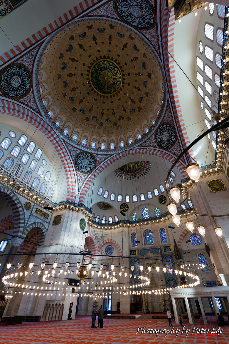 Photograph Suleymaniye Mosque by Peter Ede on 500px