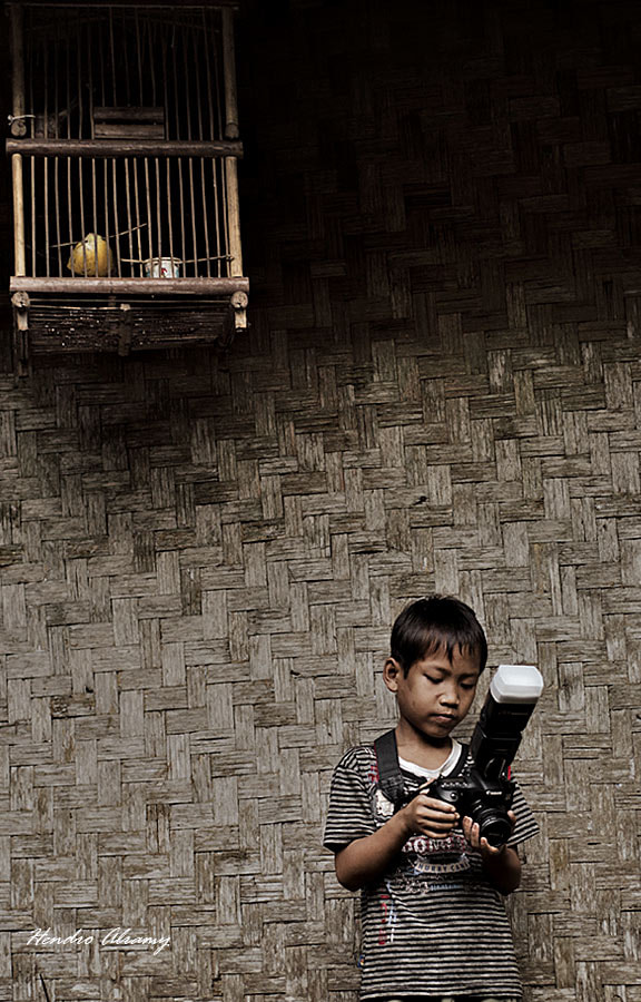 """Photograph """" Wanna be..."""" by Hendro Alramy on 500px"""