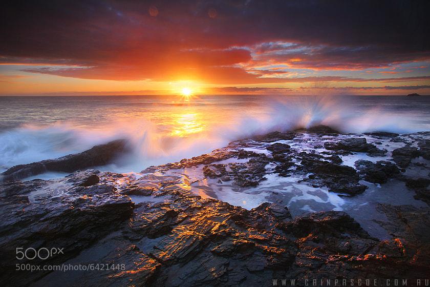 Photograph Seaspray by Cain Pascoe on 500px