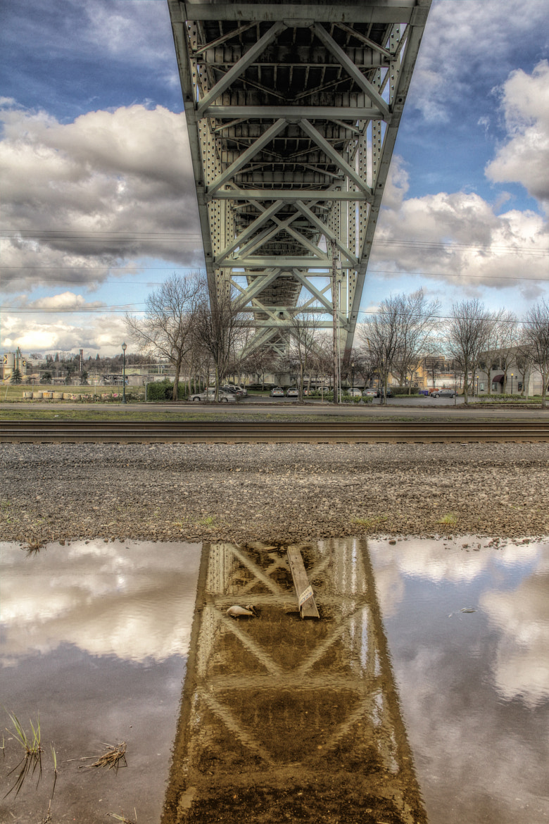 Photograph Under the Freemont Bridge by Joe Wilson on 500px