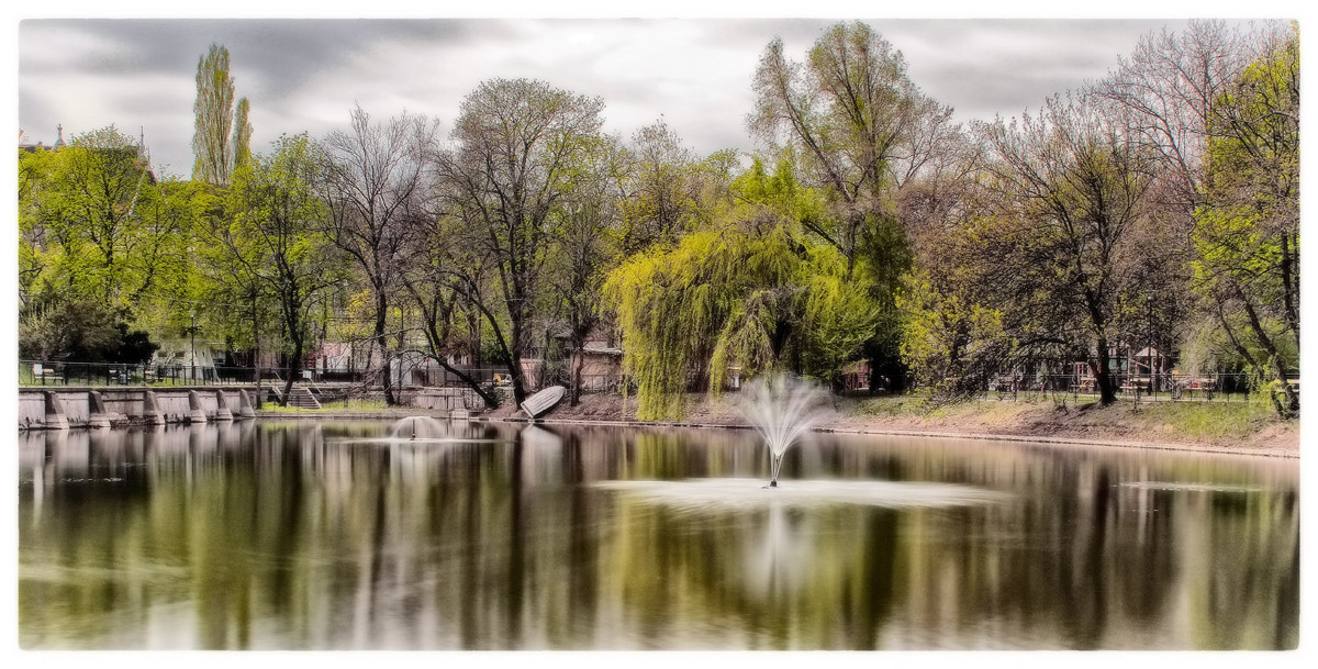 Photograph Orczy Lake I by Gabor Szabo on 500px