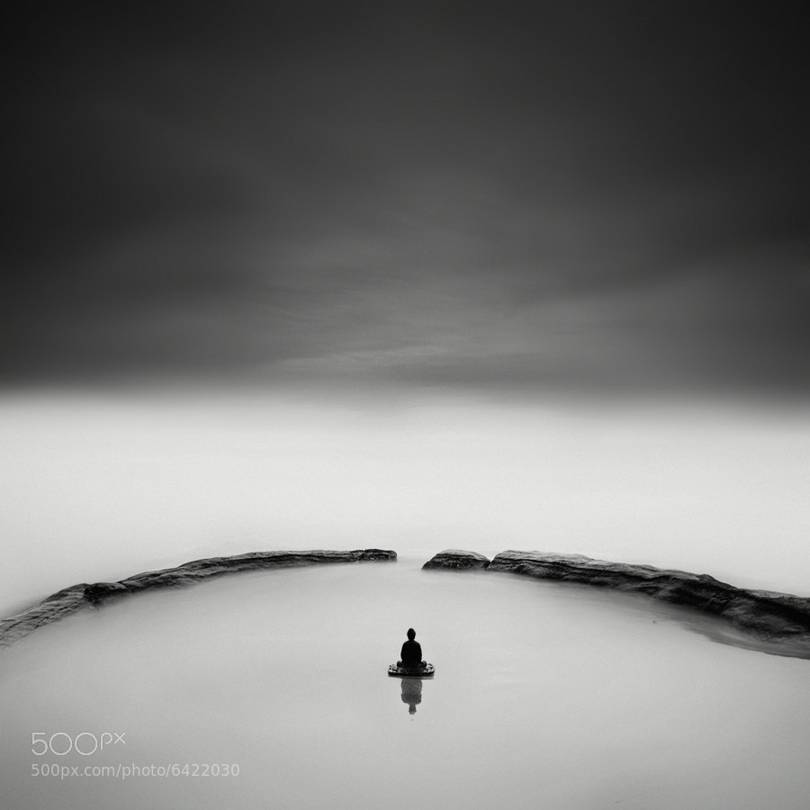Photograph buddha & clouds  by Nathan Wirth on 500px