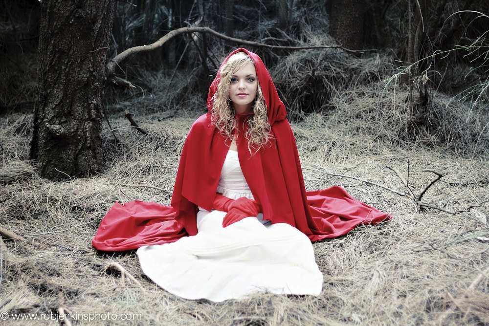 Photograph Red Riding Hood by Rob Jenkins on 500px