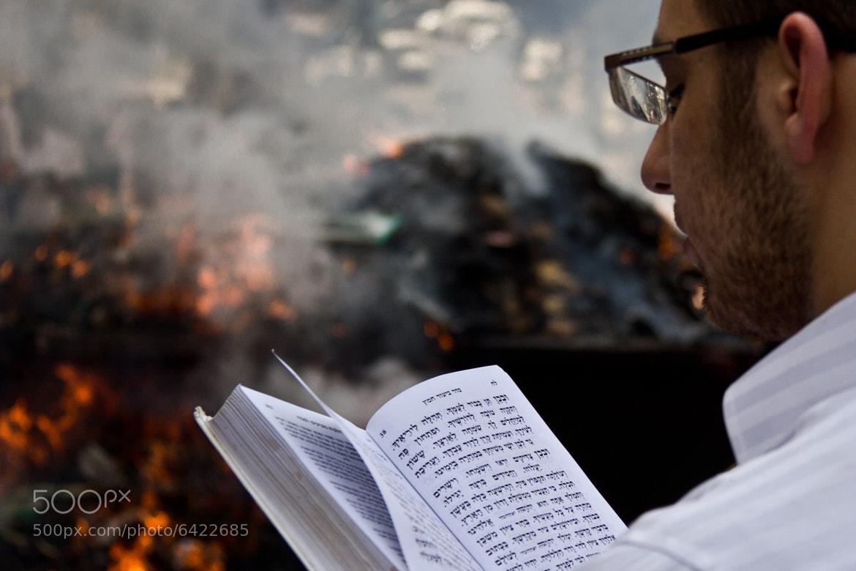 Photograph Burning Chometz by Rotem Littman on 500px